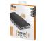 Baterie Externa Powerbank Trust Primo Thin, 10000 mA,  Neagra, Blister