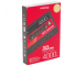 Baterie Externa Powerbank Remax Proda Tape PPP-15, 4000 mA, 1 x USB, Neagra - Rosie, Blister