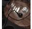 Incarcator Auto USB Borofone BZ8 Fast Charging 2.4A, 2 X USB, Negru, Blister