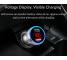 Incarcator Auto USB Orico UPF-K2 QC3.0, Afisaj LED, 2 X USB, Gri, Blister