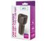 Incarcator Auto USB Setty 2.4A, 1 X USB - 1 x USB Type-C, Negru, Blister