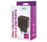 Incarcator Retea USB Setty, 2.4A, 2 X USB, Negru, Blister