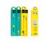 Cablu Audio 3.5 mm la 3.5 mm HOCO UPA02, 1 m, Negru, Blister