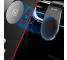 Suport Auto Universal Usams US-ZJ046 pentru Telefon, Magnetic, Negru, Blister