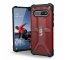 Husa Plastic Urban Armor Gear UAG Plasma pentru Samsung Galaxy S10 G973, Visinie (MAGMA), Blister