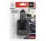 Modulator FM Bluetooth Art FM-08BT, Mp3 Player, Buton de apel, Negru