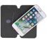 Husa Piele OEM Elegance Universala pentru Telefon 5,6 - 6,0 inci, 159 x 78 mm, Roz Aurie, Bulk