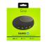 Boxa Bluetooth Goui Sambi cu incarcare Fast Wireless 10W (QI) si baterie externa, Neagra G-SPEEKERWIRE4-K