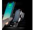 incarcator auto wireless Baseus Gravity Mount, Fast Charge, 10W, Negru, Blister WXYL-01