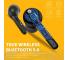 Handsfree Casca Bluetooth OEM G9, HIFI 3D Stereo, SinglePoint, Gri, Blister