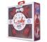 Casti fara microfon Forever Craby AMH-100, Rosu, Blister
