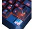 Tastatura Gaming Baseus Gamo One-Handed GK01, Mecanica, Blue Switch, Neagra, Blister GMGK01-01