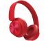 Handsfree Casti Bluetooth XO Design B24, SinglePoint, Rosu, Blister