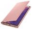 Husa Samsung Galaxy Note 20 N980 / Samsung Galaxy Note 20 5G N981, Led Wallet Cover, Bronz, Blister EF-NN980PAEGEU