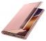 Husa Samsung Galaxy Note 20 Ultra N985 / Samsung Galaxy Note 20 Ultra 5G N986, Clear View, Bronz, Blister EF-ZN985CAEGEU