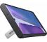 Husa Samsung Galaxy Note 20 N980 / Samsung Galaxy Note 20 5G N981, Protective Standing Cover, Argintie, Blister EF-RN980CSEGEU