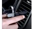Suport Auto Universal Baseus pentru Telefon, Penguin Gravity, Argintiu, Blister SUYL-QE0S