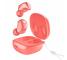 Handsfree Casti Bluetooth Nillkin GO TWS, SinglePoint, Rosu, Blister