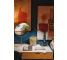 Lampa Multifunctionala Goui Nuru +D, Fast Wireless 10W + Power Delivery + Quick Charge 3, Neagra G-LAMPQIPD10W