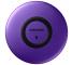 Incarcator Retea Wireless Samsung BTS Edition, Fast Charge, Violet, Blister EP-P1100REEGEU