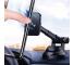 Suport Auto Universal Usams US-ZJ055, Metal Stretchable Magnetic, Negru, Blister