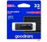 Memorie Externa GoodRam UME3, 32Gb, USB 3.0, Neagra SMC0183