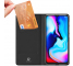 Husa Poliuretan DUX DUCIS Skin Pro pentru Motorola Moto G9 Play / Motorola Moto E7 Plus, Neagra, Blister
