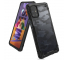 Husa Plastic - TPU Ringke Fusion X pentru Samsung Galaxy M31s, Camo, Neagra, Blister XDSG0042