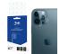 Folie Protectie Camera spate 3MK pentru Apple iPhone 12 Pro, Set 4 buc, Plastic