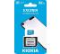Card Memorie MicroSD KIOXIA Exceria (M203) cu Adaptor, 32Gb, Clasa 10 / UHS-1 U1 LMEX1L032GG2