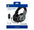 Casti Gaming BigBen SETV3 PS4, cu microfon, 3.5 mm, Verzi NAC0003
