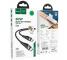 Cablu Date si Incarcare USB Type-C la USB Type-C HOCO Freeway U95, 1.2 m, 60W, Negru