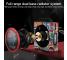 Boxa Portabila Bluetooth OEM M10, Subwoofer, Bluetooth 5.0, cu Microfon, Multicolor