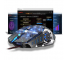 Mouse Wired USB Inphic W20, Gaming, RGB, Negru