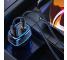 Incarcator Auto USB Usams C24, Quick Charge, 120W, 1 X USB - 1 X USB Tip-C, Negru CC142TC01