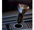Incarcator Auto USB Remax RCC232, Quick Charge, 45W, Afisaj, 1 X USB - 1 X USB Tip-C, Negru