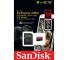 Card Memorie MicroSDXC SanDisk Extreme, 128Gb SDSQXA1-128G-GN6MA