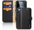 Husa Piele DUX DUCIS Hivo pentru Apple iPhone 12 / Apple iPhone 12 Pro, Neagra