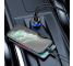 Incarcator Auto USB Baseus Quick Charge, 65W, 1 X USB - 1 X USB Tip-C, Afisaj, Gri CCKX-C0G