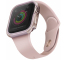 Husa Protectie Ceas UNIQ Valencia Apple Watch Series 4 40mm / Apple Watch Series 5 / Apple Watch Edition Series 6, Roz
