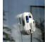Robot de curatare Tellur, 80W, 500 mAh, 3 moduri WiFi ,Stropire, pentru geamuri, Alb TLL331271